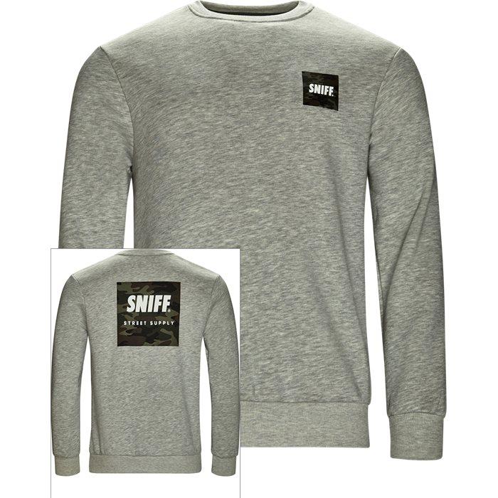 Columbus Sweatshirt - Sweatshirts - Regular - Grå